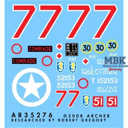 "13/18 Husaren M4A2 ""Comrade"""