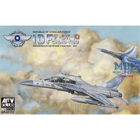 IDF F-CK-1D Ching-Kuo