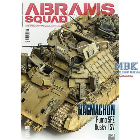 Abrams Squad #29