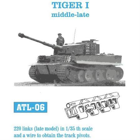 Tiger I  (middle / late) / Sturmtiger