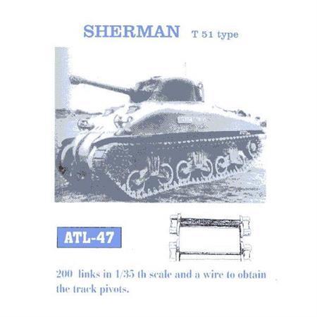 Sherman T51 type