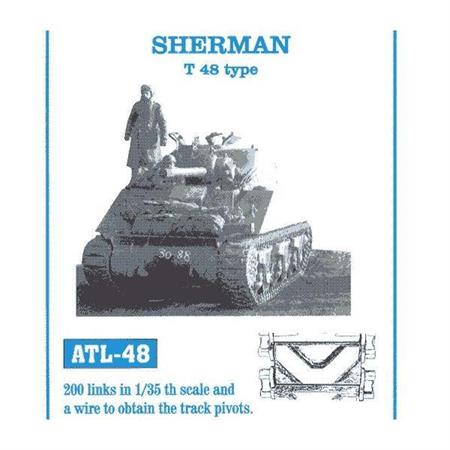 Sherman T48 type