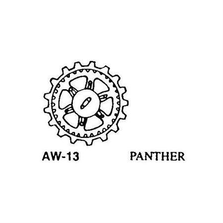 Antriebsräder Panther