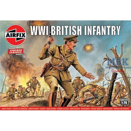 WW1 British Infantry 'Vintage Classic series'