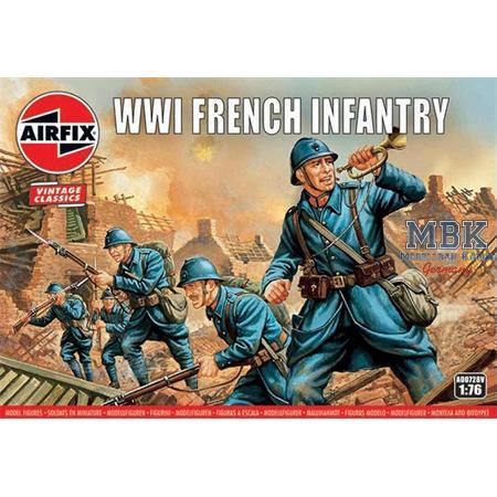 Vintage Classics: WW1 French Infantry