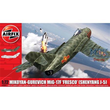 Mikoyan MiG-17F 'Fresco' (Shenyang J-5) Fresco
