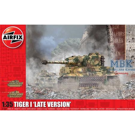 Tiger 1 Late Version