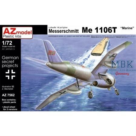 """Messerschmitt Me-1106T """"MARINE"""""""