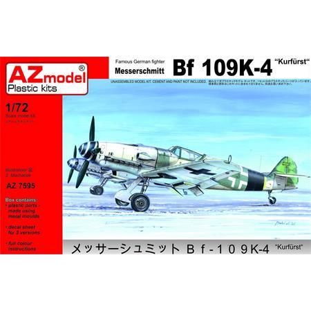 """Messerschmitt Bf-109K-4 """"Kurfürst"""""""