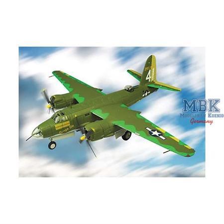 """B-26B Marauder USAAF 319th BG, 438th BS, \""""Gunga D"""