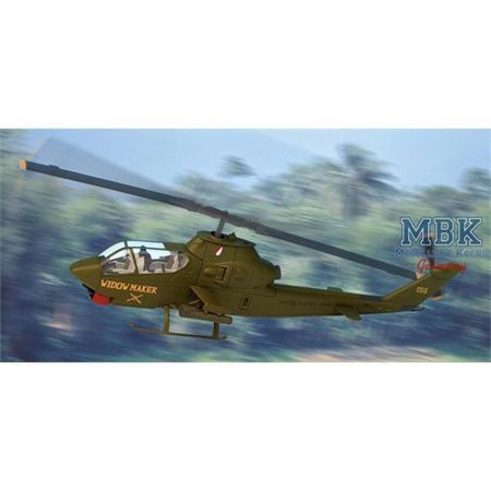 "AH-1G Cobra US Army 11th Armored Cavalry, \""Widow"