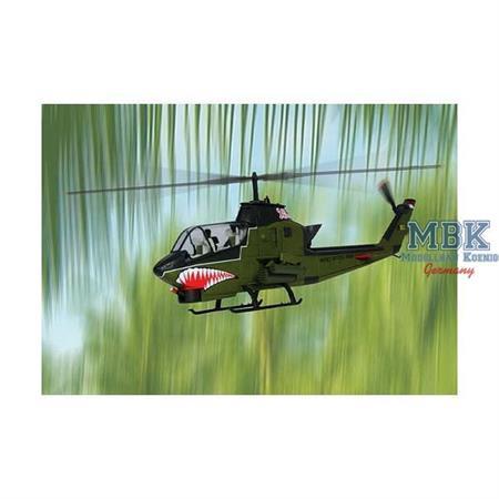 AH-1G Cobra US Army 4th Cavalry, Vietnam, 1972