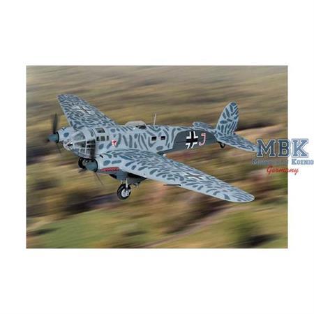 Heinkel He 111 Luftwaffe KG 55 Greif, Villacoublay