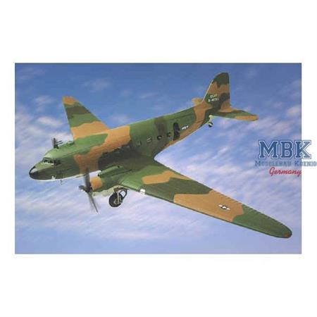 Douglas AC-47 Spooky Gunship Bien HOA Air Base Vie