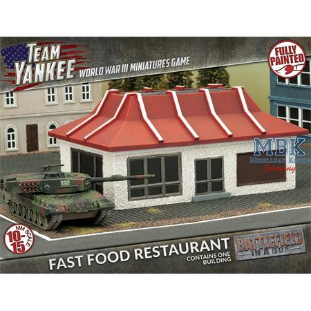 Team Yankee: Fast Food Restaurant