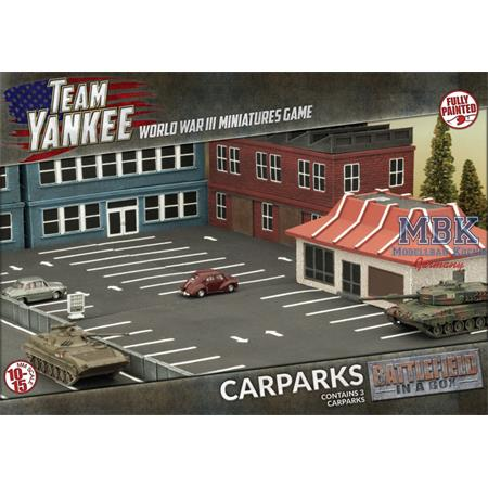 Team Yankee: Carparks