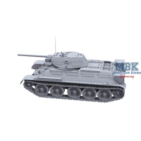 T-34E (mit Zusatzpanzerung) / T-34-76 2in1