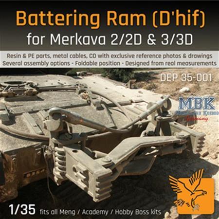 Battering Ram D´hif for Merkava 2/2D & 3/3D