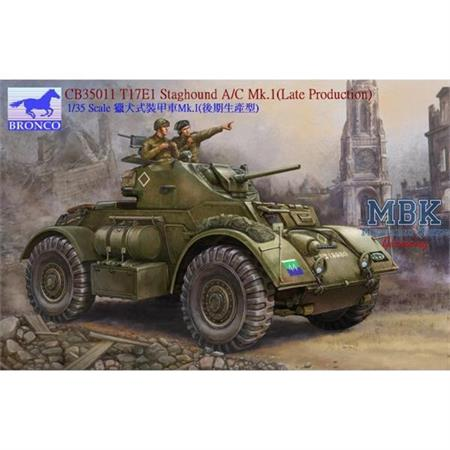 Staghound Mk. I Late Production