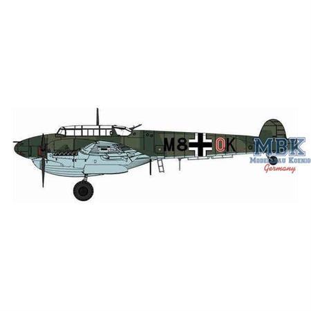 """Messerschmitt Bf-110D-1/R1 \""""Dackelbauch\"""" - Cyber"""