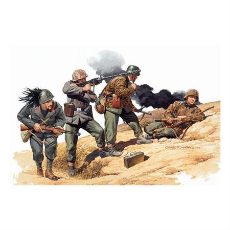 "\""Hunting the Partisans\"" Yugoslavia 1943"