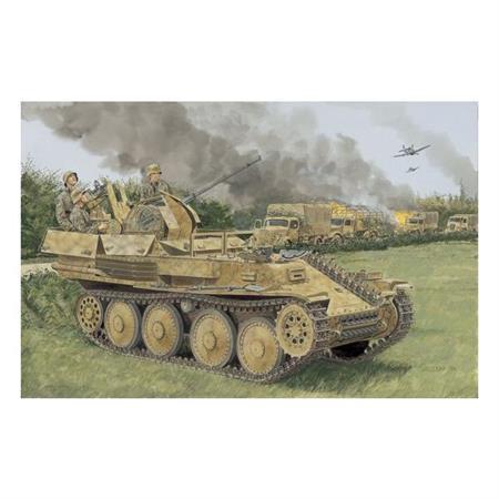 Flakpanzer 38(t) Ausf. M Late Production ~ Smart K