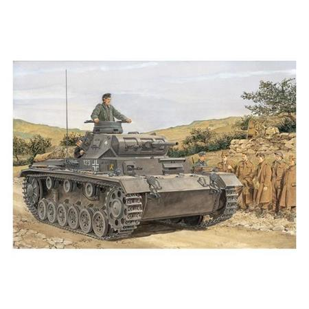 Panzer III Ausf. F ~ Smart Kit