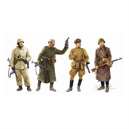 Ostfront Winter Combatants 1942-43