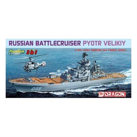 Russian Navy Pyotr Veliky (3 in 1) ~ Premium Editi