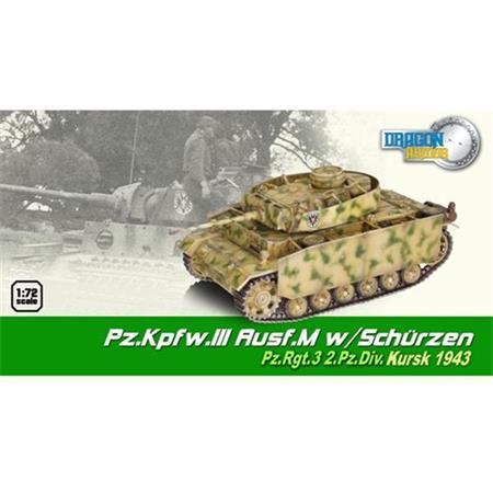 Panzer III Ausf.M 2.Pz. Div. Kursk 1943