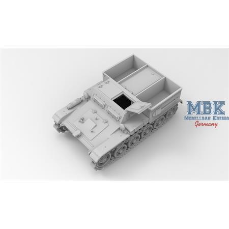 Gepanzerter Munitionsschlepper VK3.02