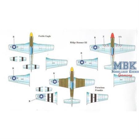 North-American P-51D Mustang Part 3