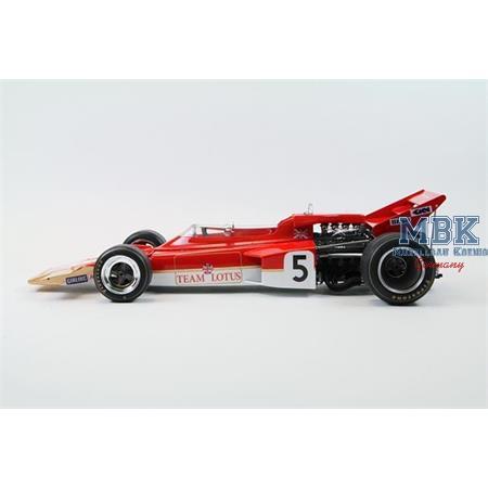 Team Lotus Type 72C 1970 1:20