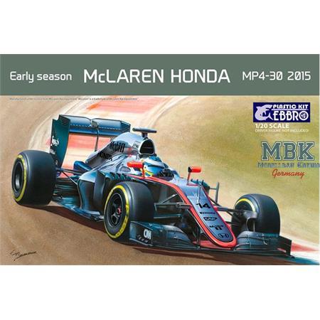 McLaren Honda MP4-30 2015 early Season 1:20