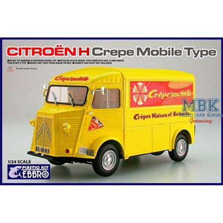 Citroen H Crep Mobile 1:24