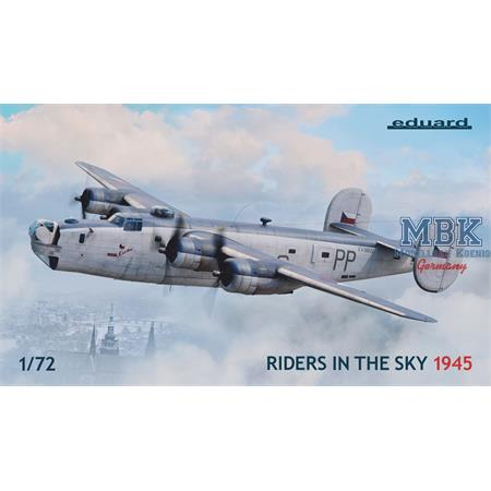 Riders in the Sky 1945 - Limited -   1/72