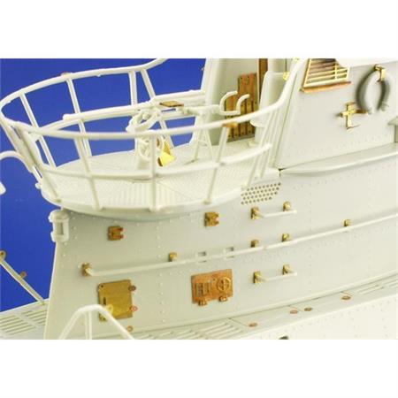 U-Boot Typ VII C Wolfpack Detail Set