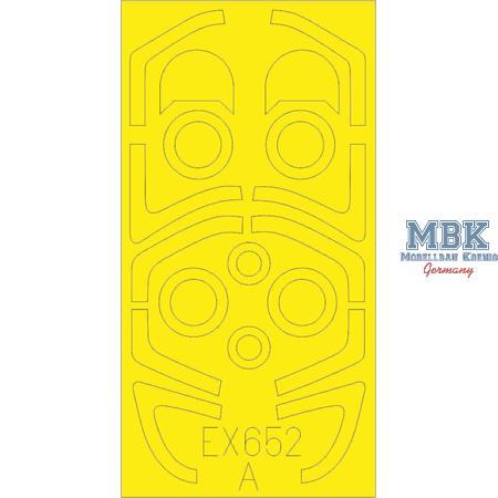 L-39MS/L-59 TFace 1/48 Masking tape