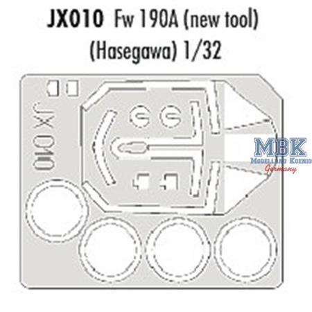 Focke-Wulf Fw-190A Masking Tape