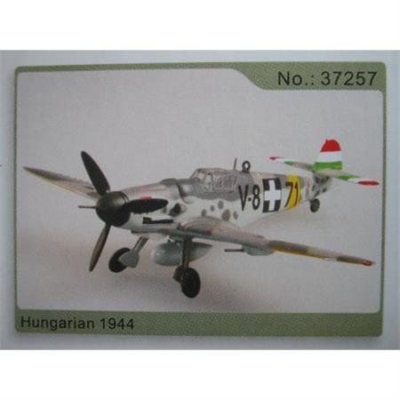 Bf-109G-6  Ungarn 1944