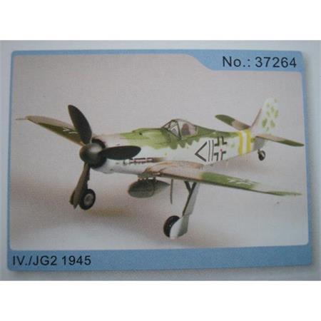 Fw190D-9  IV. JG 2  1945