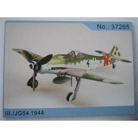 Fw190D-9 III. JG 54  1944