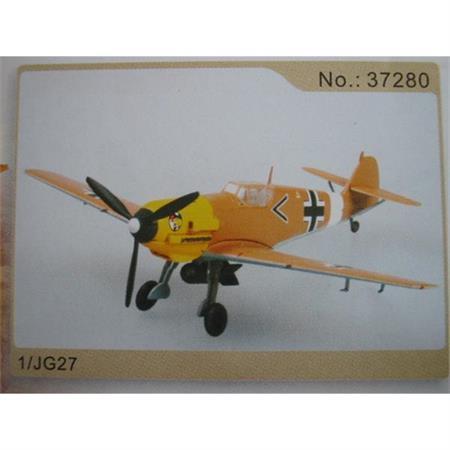 Bf-109E/Trop  1. JG 27