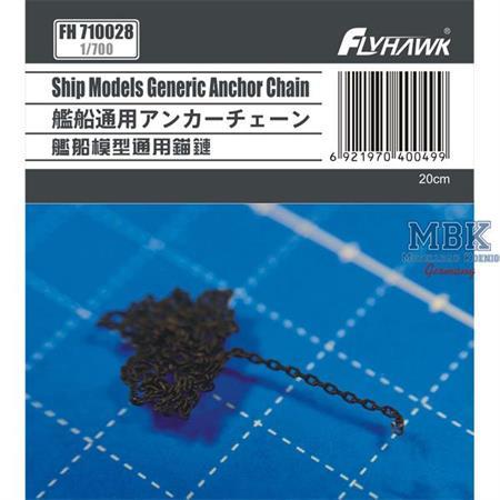 Ship Generic Anchor Chain