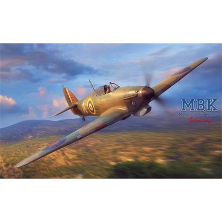 Hawker Hurricane Mk.I Tropical version RAF