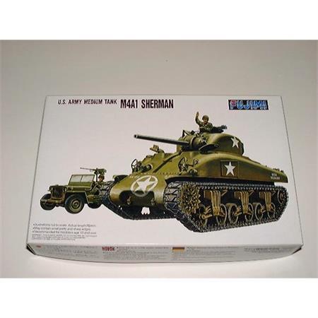 US M4A1 Sherman
