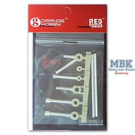 Hydraulic pressure rod for Doobie  D9R