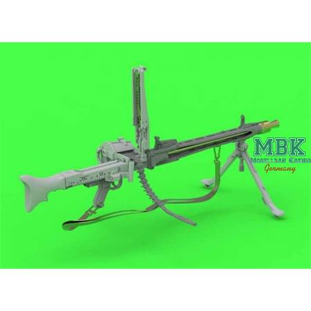 MG-42 - German Machine Gun (7.92mm)