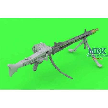 MG-42 - German Machine Gun (7.92mm)