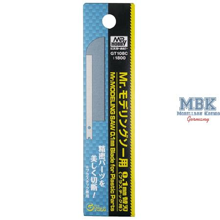 GT-108C Plastic Blade for Mr. Modelling Saw